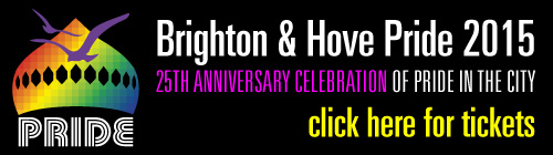 Gscene Magazine – What's happening in Gay Brighton & Hove