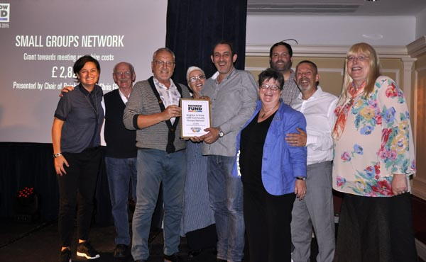 Rainbow Awards Small Groups Network