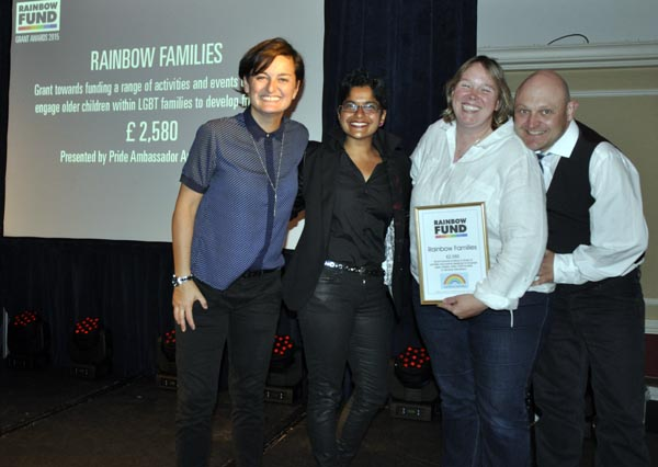 Rainbow Awards Rainbow Families